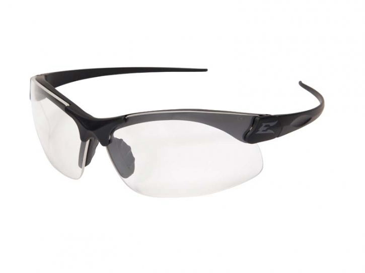 Edge Tactical Safety Eyewear, Sharp Edge, matt Schwarz,, antikratzbeschichtet, beschlagfreie Vapo S