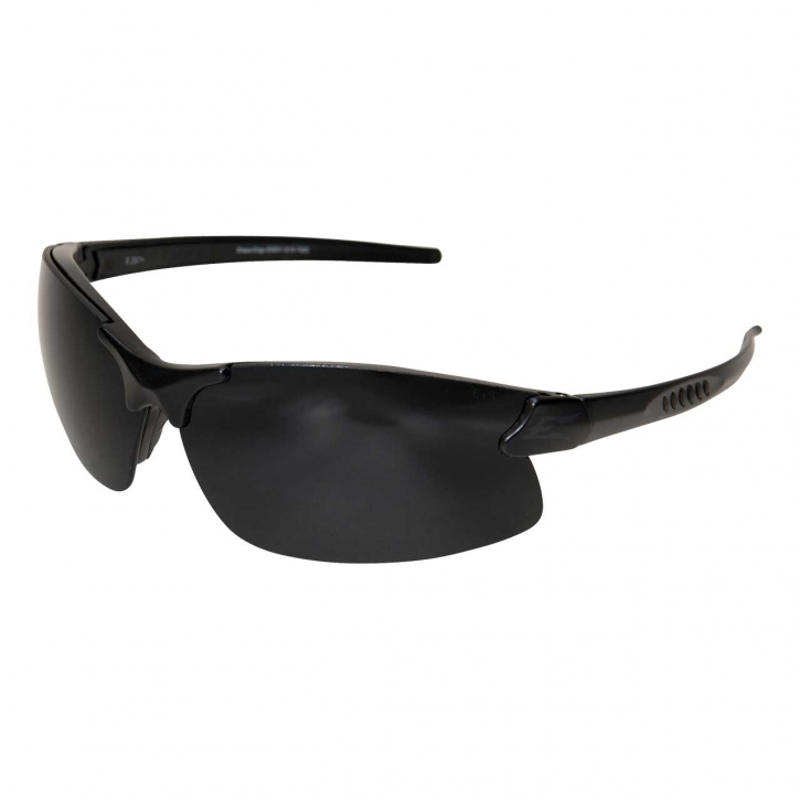 Edge Tactical Safety Eyewear, Sharp Edge, matt Schwarz, antikratzbeschichtet, beschlagfreie Vapor S