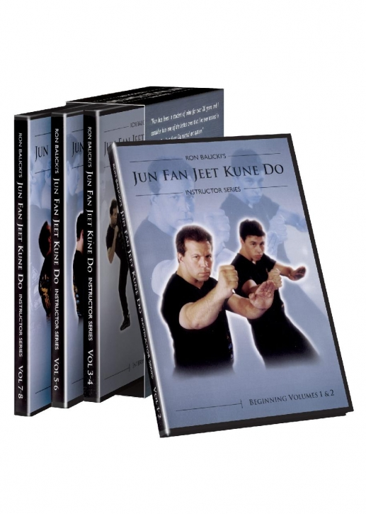 DVD: Ron Balicki's Jun Fan Jeet Kune Do