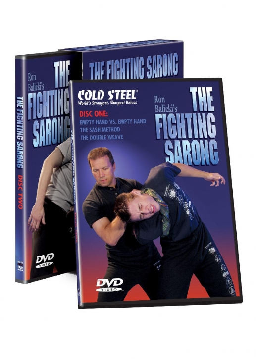 DVD: The Fighting Sarong