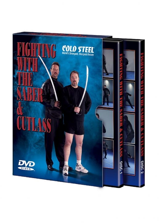 DVD: Fighting with the Saber and Cutlass