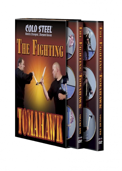 DVD: The Fighting Tomahawk