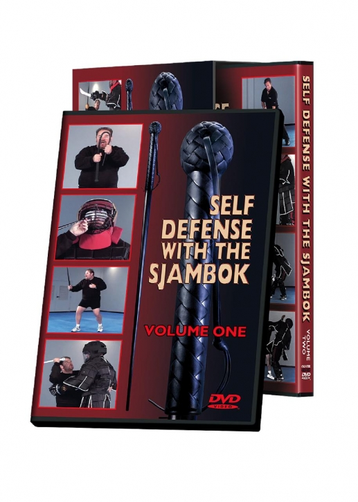 DVD: Self Defense with the Sjambok