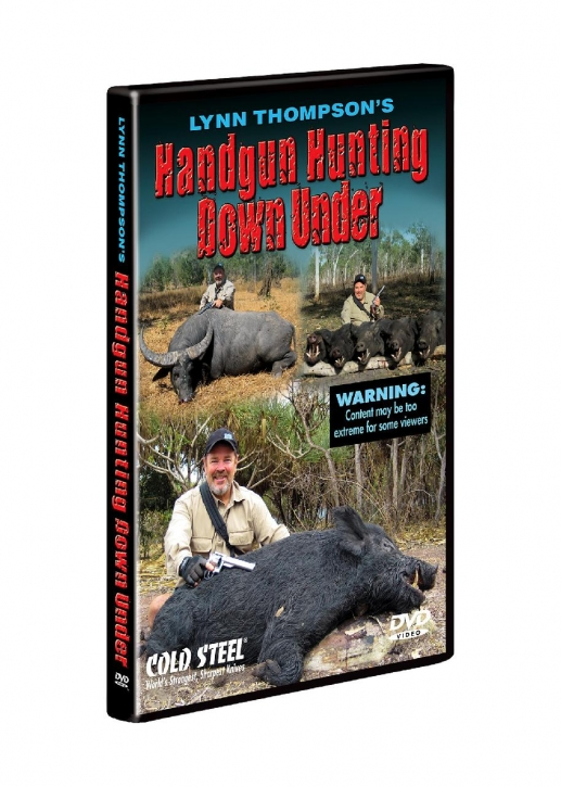 DVD: Handgun Hunting Down Under