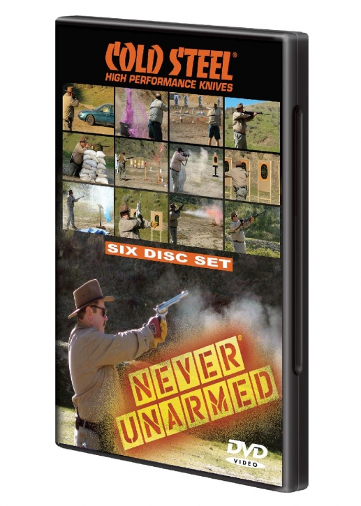 DVD: Never Unarmed