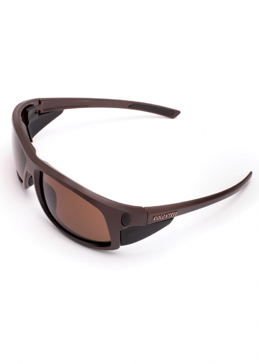 Battle Shades Mark I, Sonnenbrille, Matt-Dunkelbraun