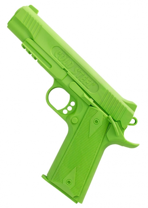 1911 Gummi-Trainingspistole