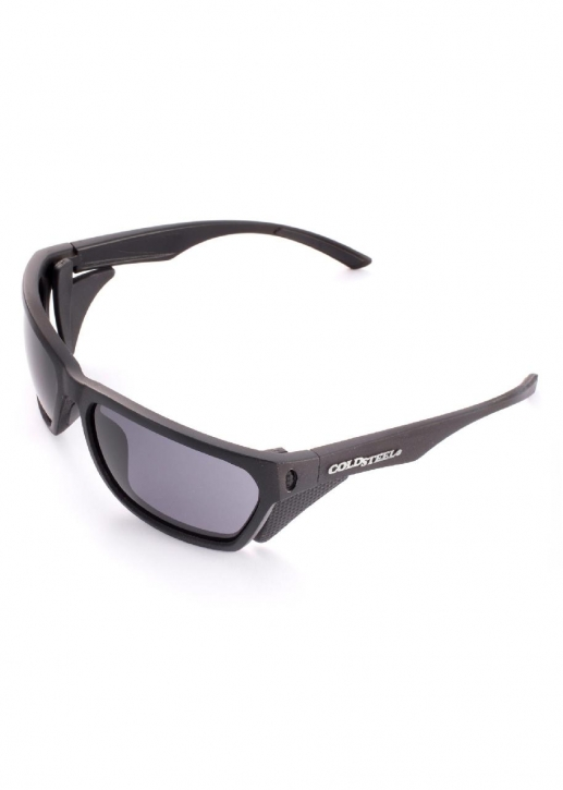 Battle Shades Mark III Low-Pro, Sonnenbrille, Mattschwarz