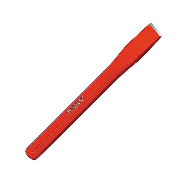 Flachmeissel 8kant 16 mm x 200 mm