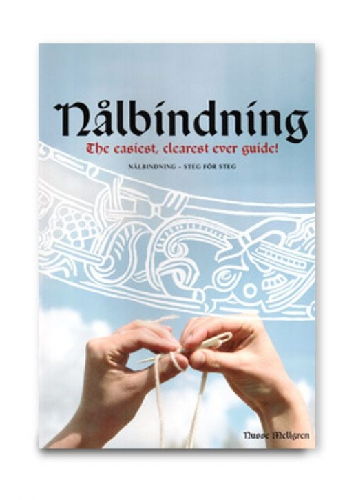 Nålbindning - nalbinding - the easiest, clearest ever guide!