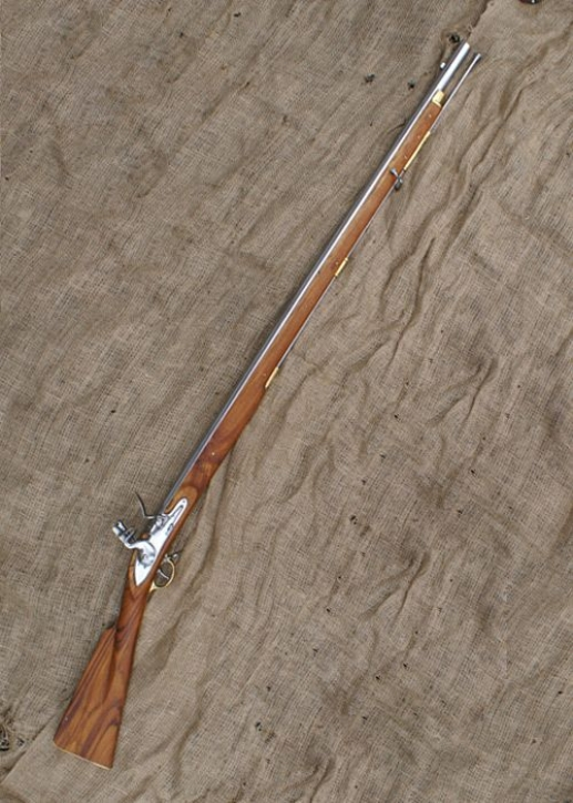 1795 East India Pattern Brown Bess Muskete