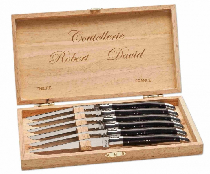 Robert David Paperstone Steakmesser Set