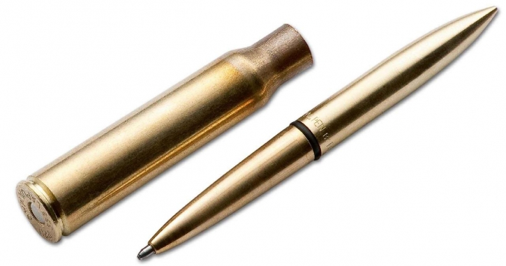 Fisher Space Pen .338 Lapua Magnum