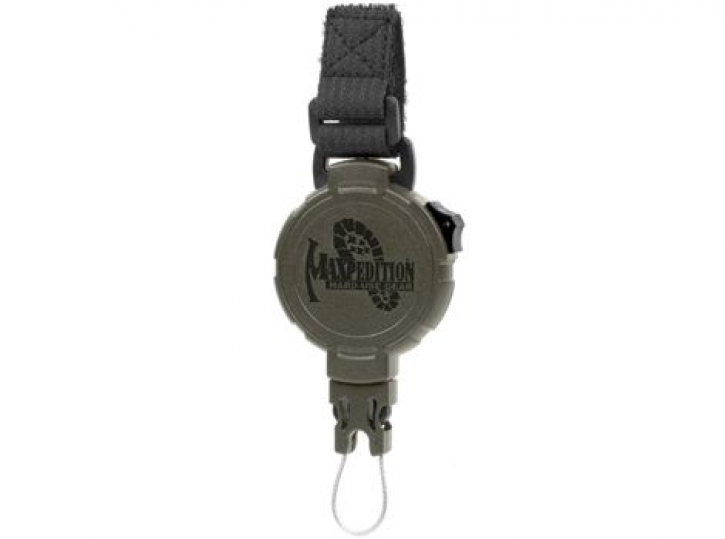 Tactical Gear Retractor - Large - Strap (Oliv)