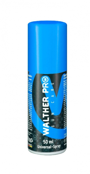 Walther Pro Gun Care
