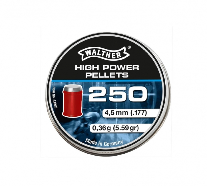 Walther High-Power-Pellets