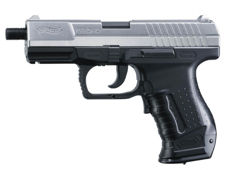 Walther P99 electric Xtra Set