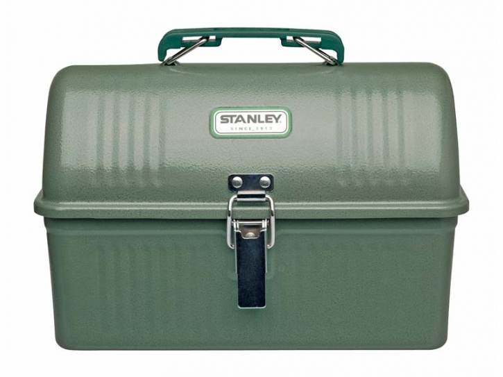 Stanley Classic, Lunch Box, 5.2 Liter, 0.6 mm SPCD-Stahl, Stanley Classic, Lunch Box, 5.2 Liter, 0.