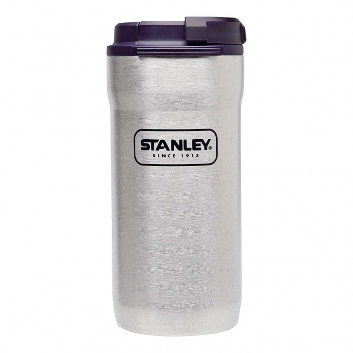 Stanley Adventure Isoliertasse, 473 ml, 18\8 Edelstahl, Doppelwandige-Isolation,