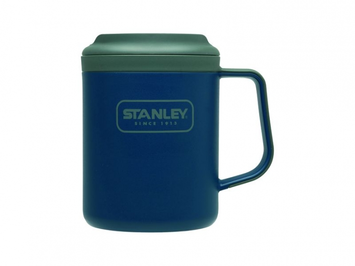 Stanley Adventure eCycle Becher, 0.47 Liter, navy blau,,