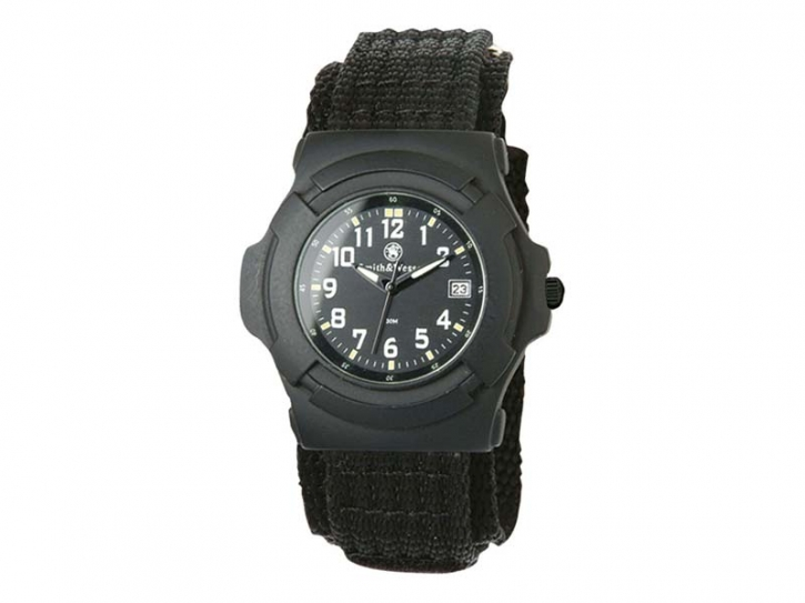 Smith and Wesson Uhr, Modell Lawman Glow, WEEE-Reg.-Nr. DE93223650