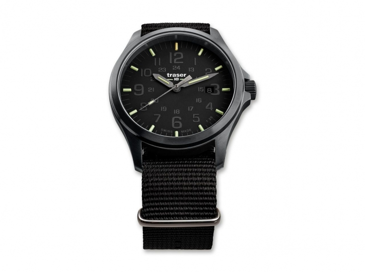 Traser P67 Officer Pro Black Nato