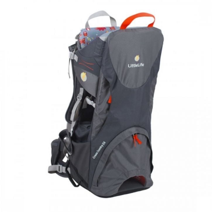 LittleLife Kindertrage 'Cross Country S4'