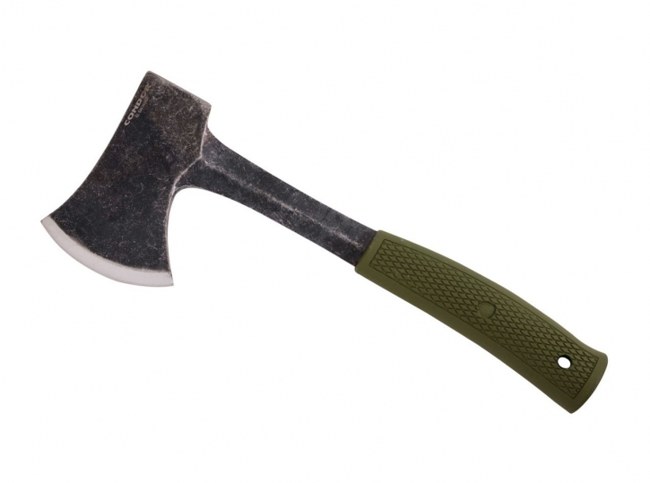 Campsite Axe Army Green