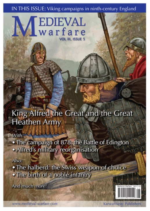 Medieval warfare Vol III- 5 - King Alfred and the Great Heathen