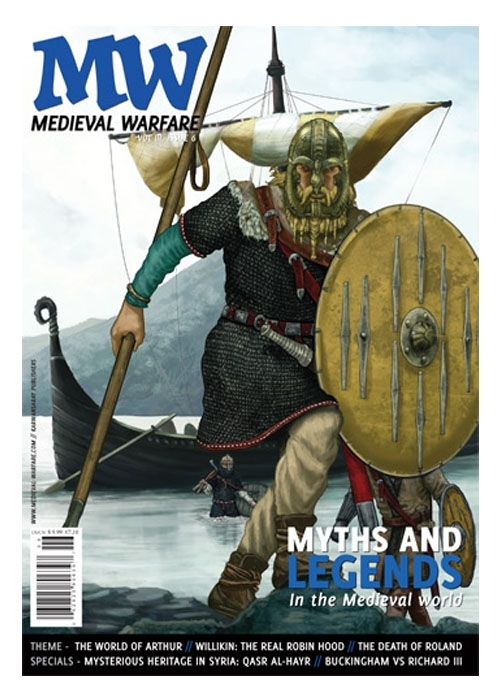 Medieval warfare Vol III- 6 - Heroic legends in the Middle Ages