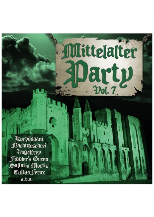 Various Artists - Mittelalter Party Vol. 7 CD