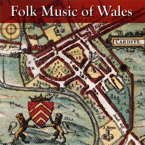 Various Artists - Folk Music Of Wales CD