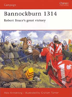Bannockburn 1314 - Robert Bruce's great victory, CAM102