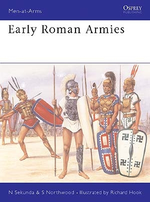 Early Roman Armies, MAA283