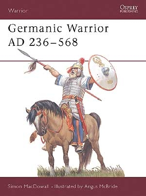 Germanic Warrior AD 236-568, WAR017