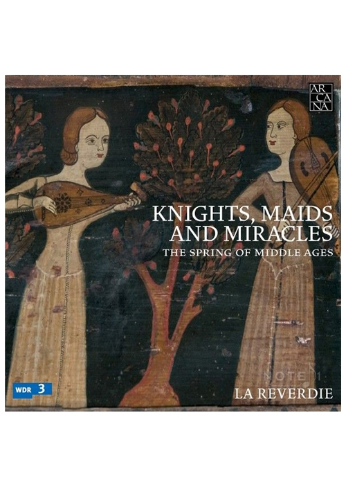 Knights, Maids & Miracles - Frühling des Mittelalters 5-CD