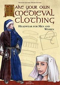 Make your own medieval clothing - Headgear Men and Women