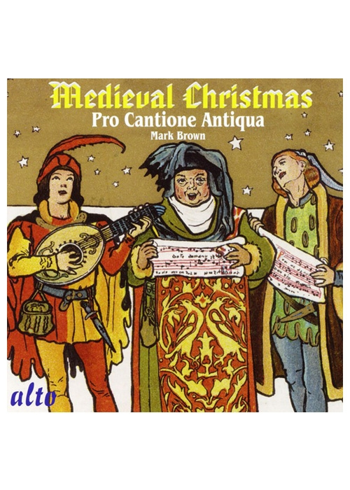 Medieval Christmas - Pro Cantione Antiqua - CD