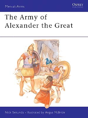 The Army of Alexander the Great, MAA148