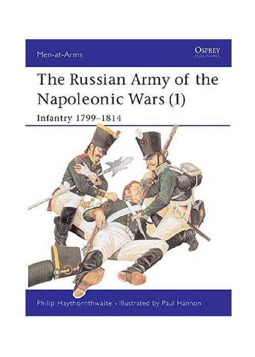 The Russian Army of the Napoleonic Wars- 1, MAA185