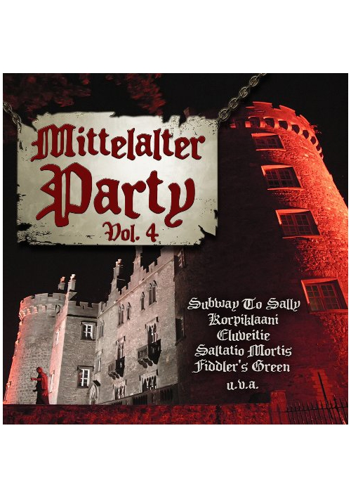 Various Artists - Mittelalter Party Vol. 4 CD