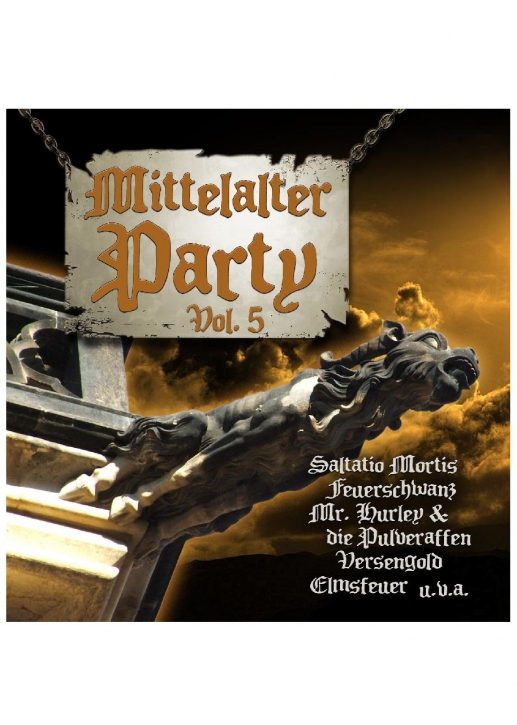 Various Artists - Mittelalter Party Vol. 5 CD