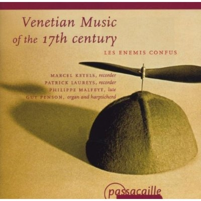 Venetian Music Of The 17th Century CD