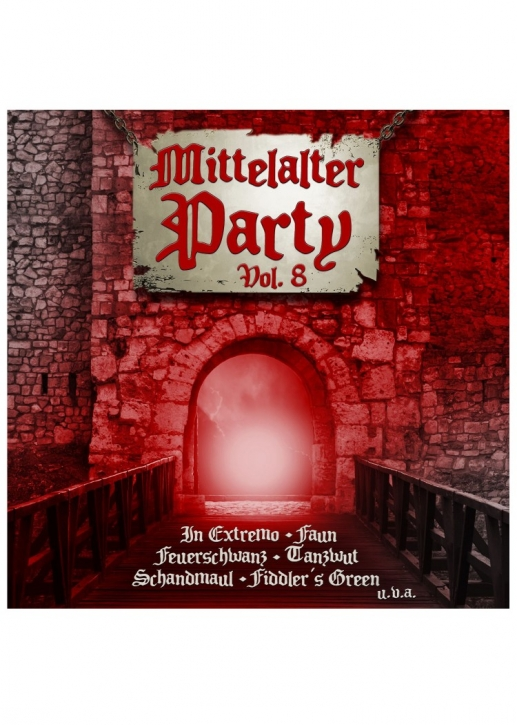 Various Artists - Mittelalter Party Vol. 8 CD