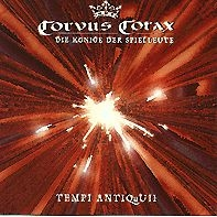 Corvus Corax - Tempi Antiquuii CD