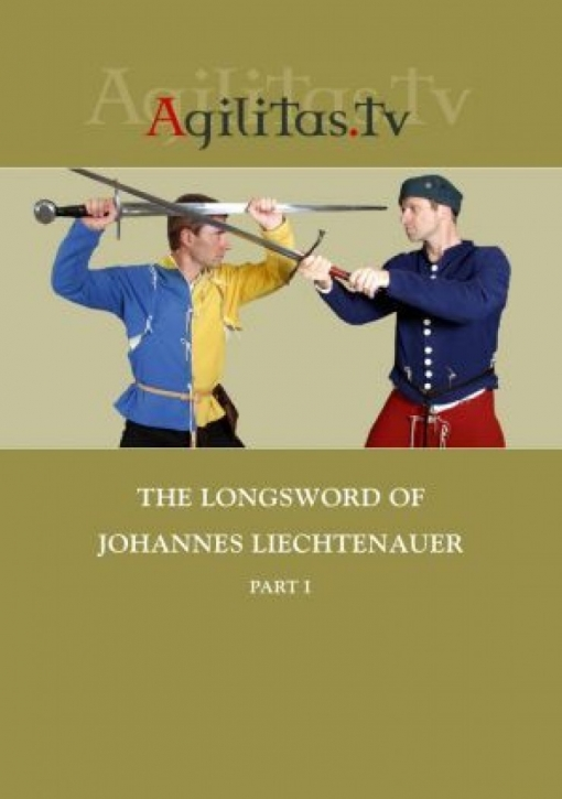 DVD The Longsword of Johannes Liechtenauer